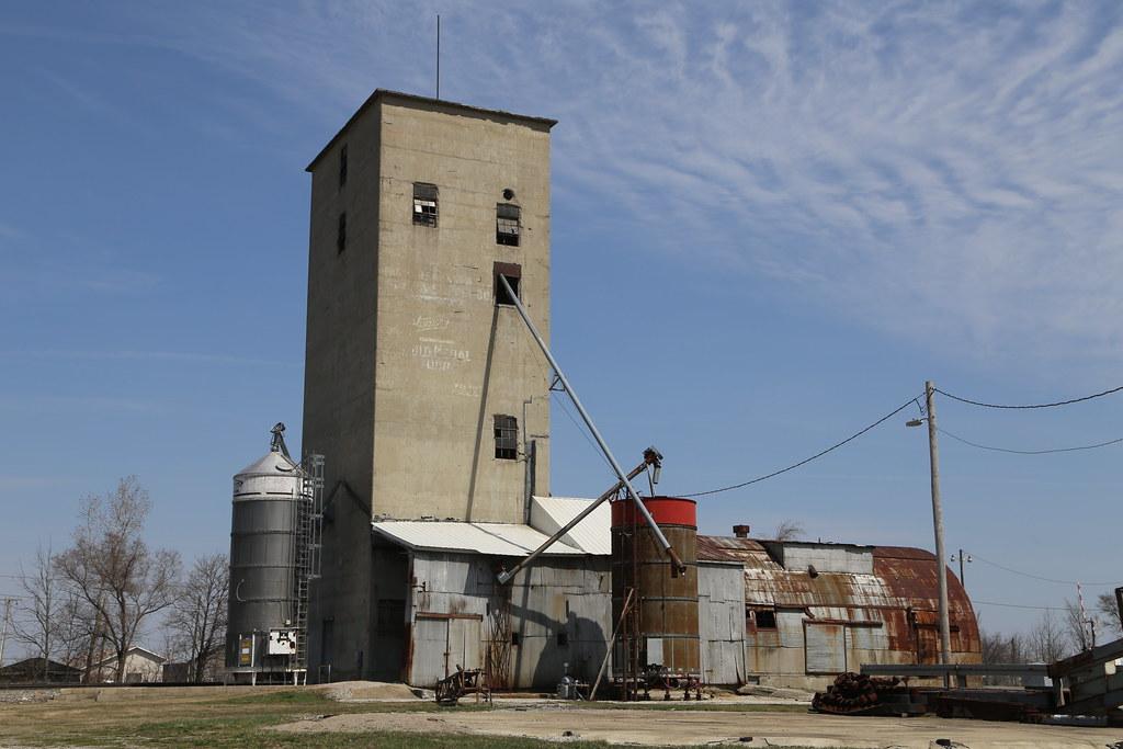 Bryan Ohio Grain Elevator Williams County OH Google