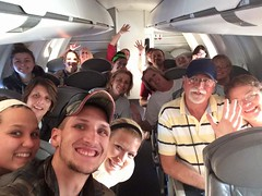 The Creek team headed to Haiti