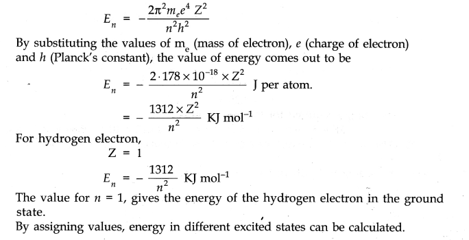 NCERT Solutions for Class 11 Chemistry Chapter 2 Structure of Atom -14