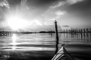 Indian River Morning Kayaking-10