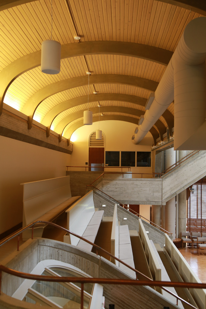 Paul Rudolph S Cannon Chapel At Emory University