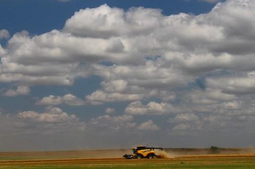 I love the Oklahoma sky.