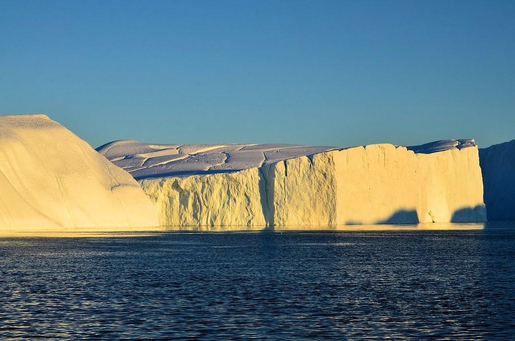 Ilulissat Icefjord Greenland Ilulissat Icefjord