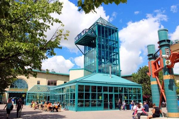 The Forks Market Tower, Winnipeg, Manitoba, Canada | Flickr