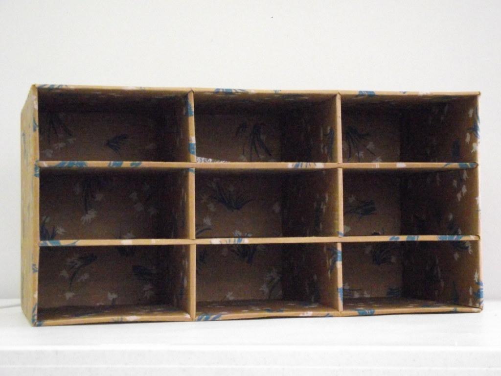 Cardboard Shoe Storage Cassiemae82 Flickr