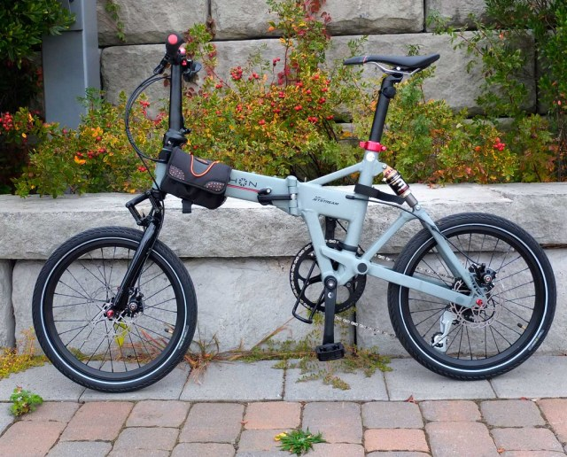 Dahon Jetstream P8 2014 Folder Bicycle   Apparently I have ...