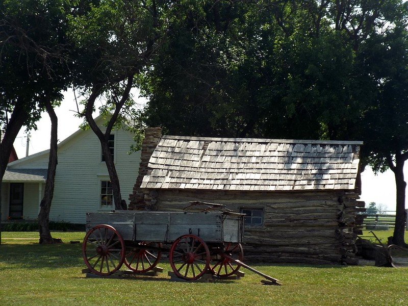 Little House on the Prairie Museum, Independence, Kansas, USA - the tea break project solo travel blog