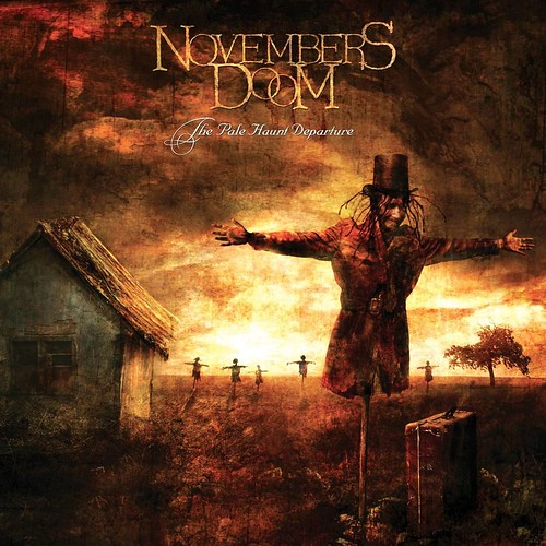 The Pale Haunt Departure by Novembers Doom