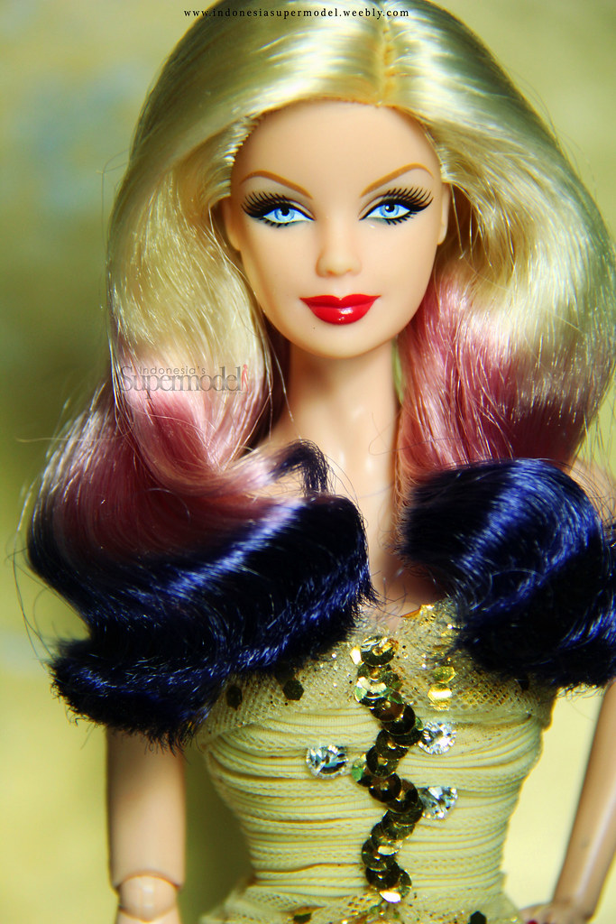 Ombre Hair Barbie For More Pics Here Www
