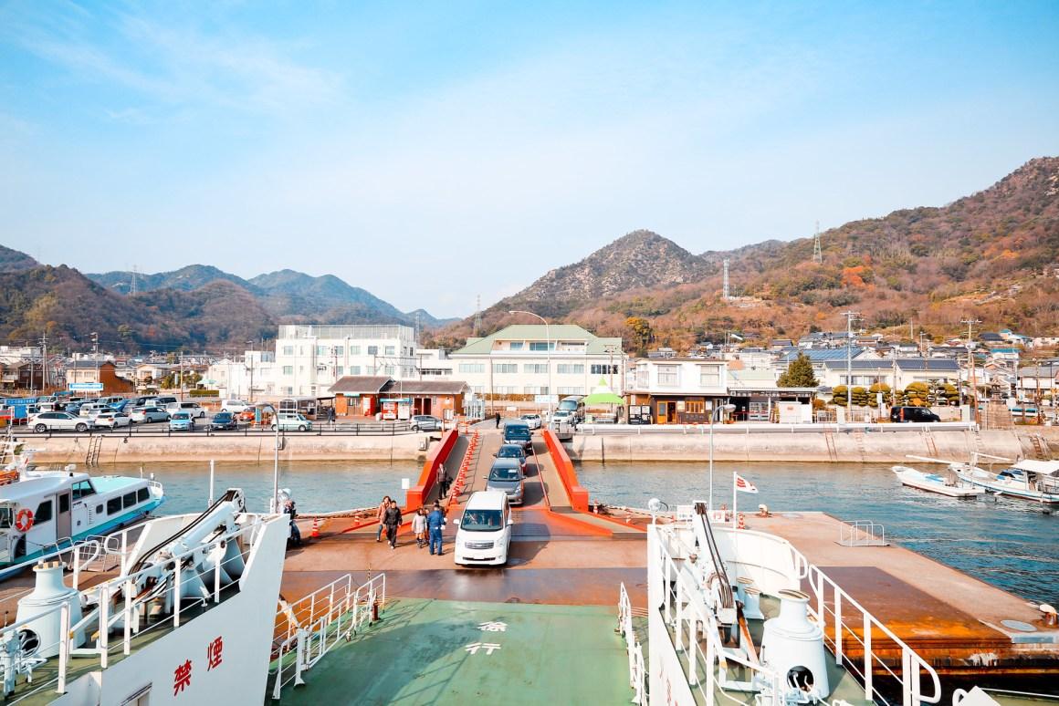大久野島兔子島 Hiroshima 183