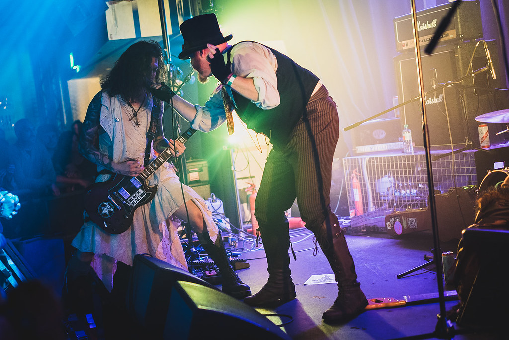 Camden Rocks: The Men That Will Not Be Blamed For Nothing