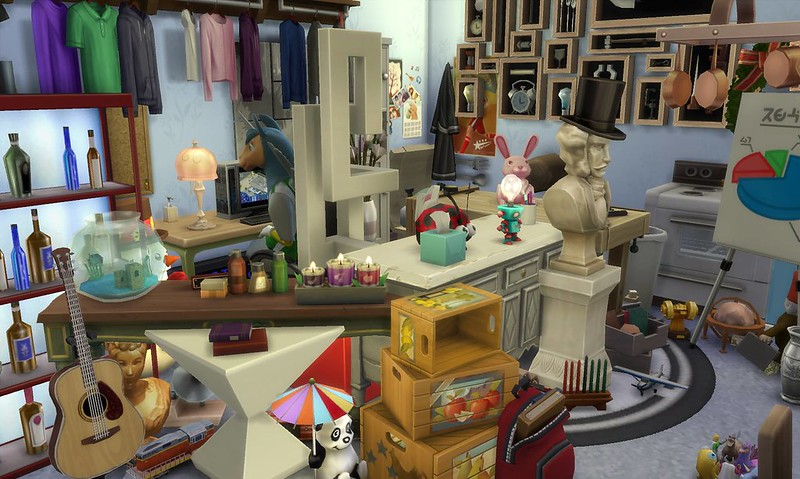 Sims 4 mise à jour