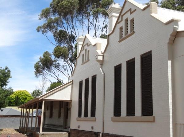 Mount Barker. Mount Barker High School Centenary tiles in ...