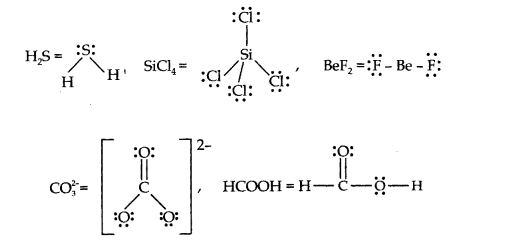 class 11 chemistry chapter 4 ncert solutions