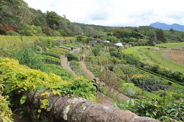 Jardines de Inverewe, Highlands