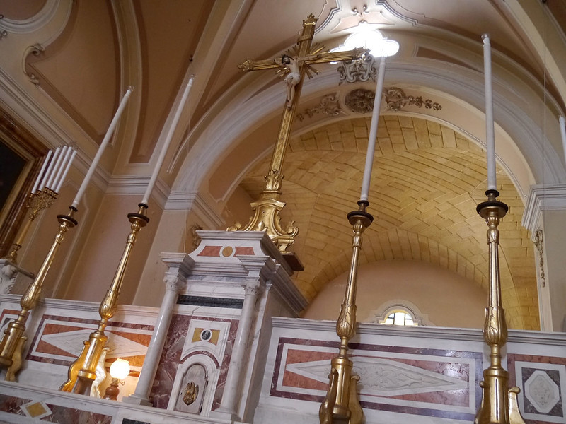 Piccolo Ufficio Dell Immacolata : Chiesa dell immacolata mesagne br brundarte