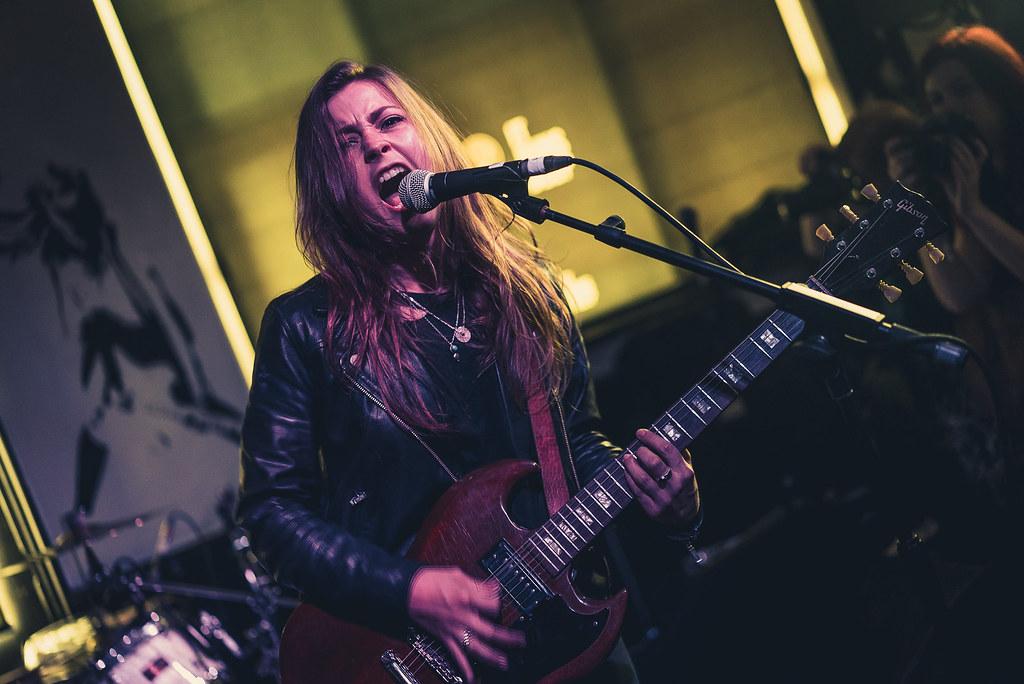 Camden Rocks: Pearl Hearts