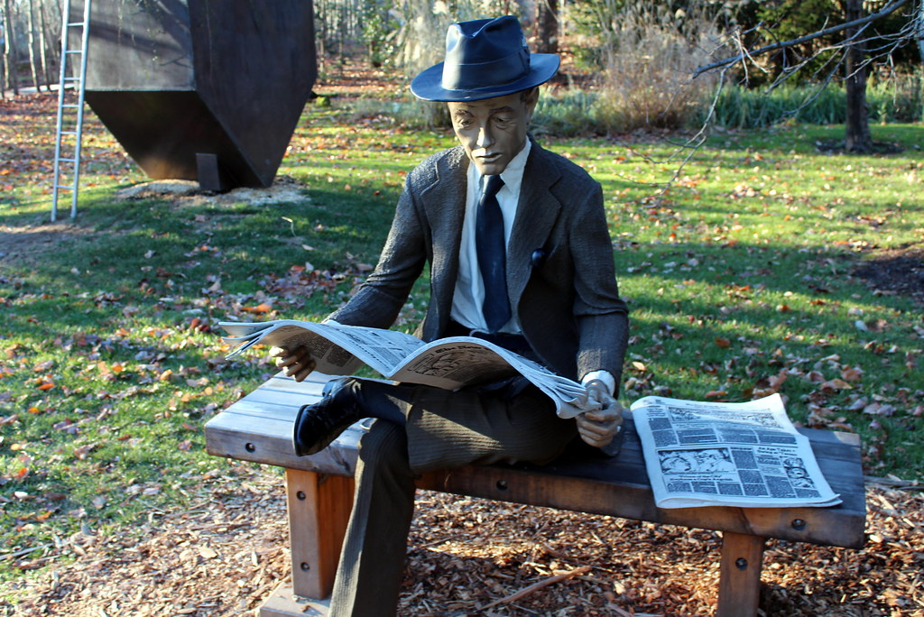 Nj Hamilton Grounds For Sculpture Seward Johnson The