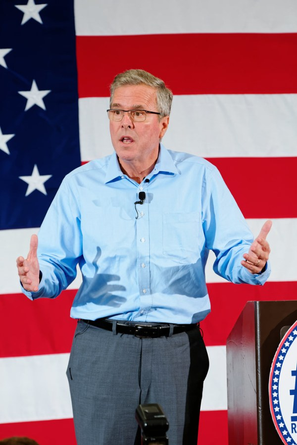 Governor of Florida Jeb Bush at #FITN 2015 | #FITN First ...