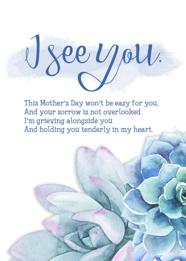 the art of pregrieving so Mothers Day isnt ruined