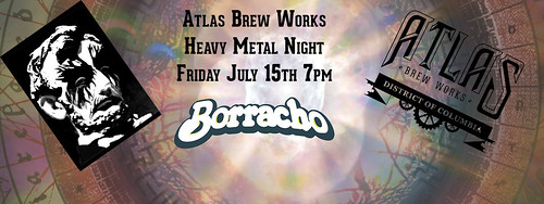 Metal Night at Atlas Brew Works