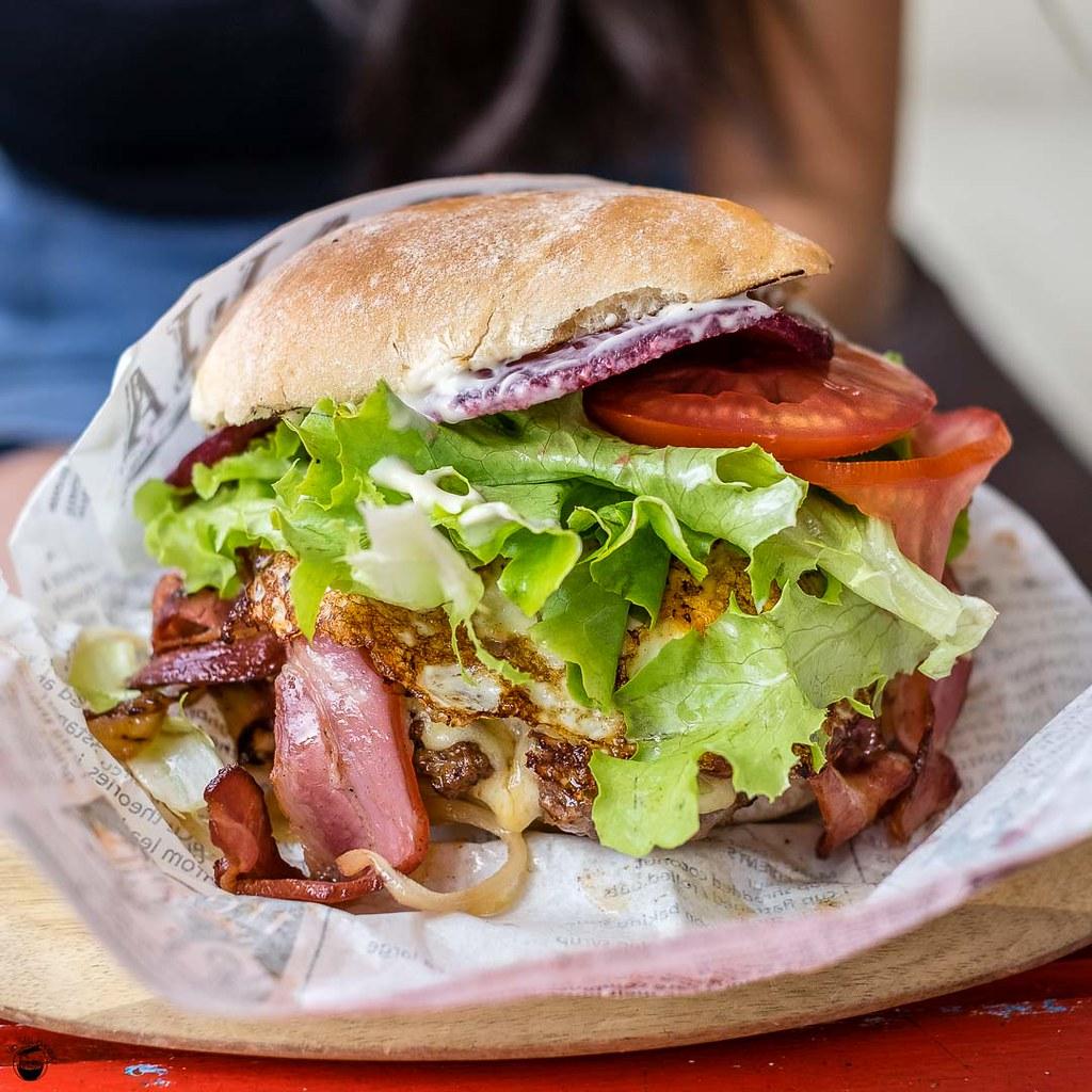 Bonarche Burgers