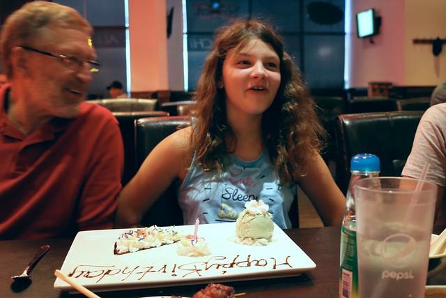 Jacey's 11th Birthday!