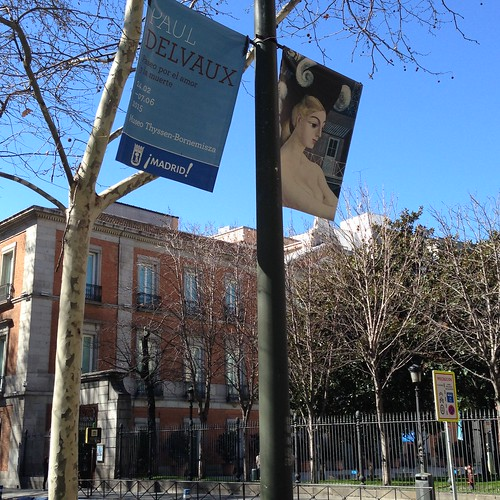 Museo Thysse-Bornemisza. Madrid