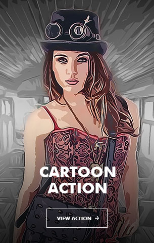Special Sketch Photoshop Action - 32
