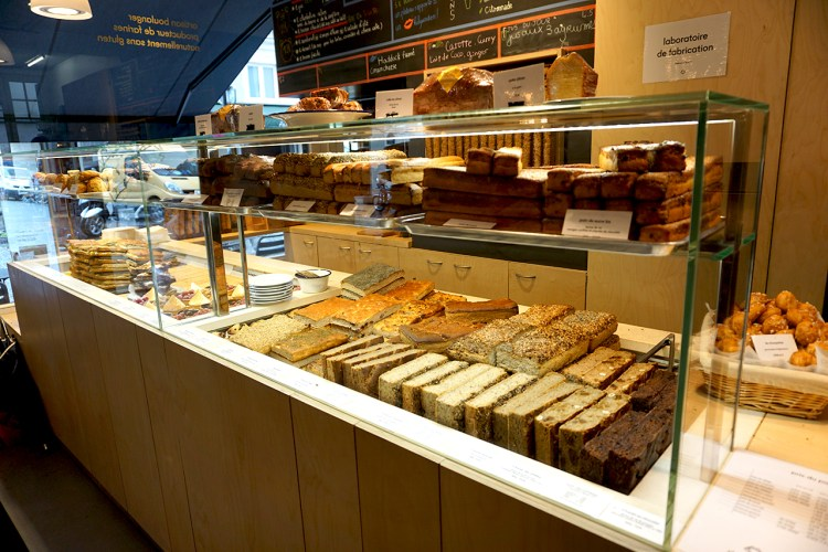 Boulangerie Chambelland - gluten free bakery in Paris, France