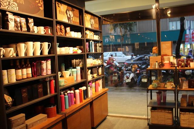 星巴克咖啡-松江門市