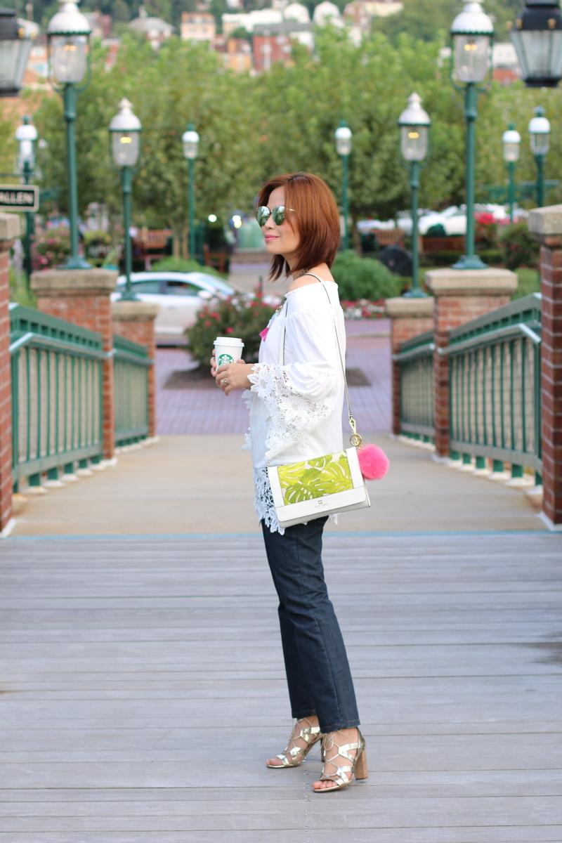 off-shoulder-top-jeans-leaf-print-bag-11