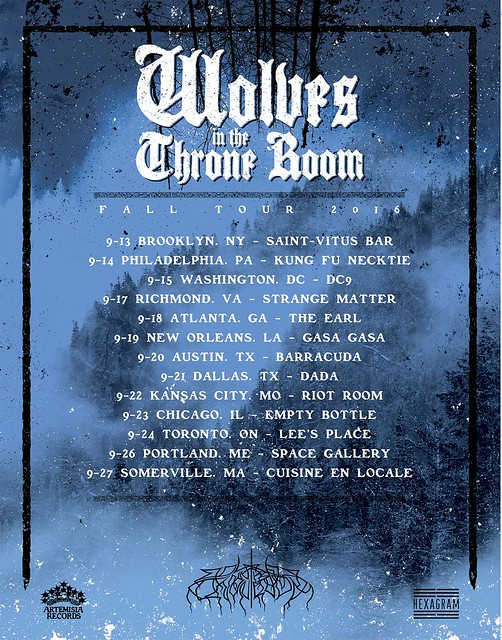 Wolves In The Throne Room at DC9