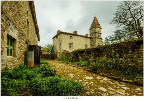 Chateau Folgoux met aangrenzend Chambres en Tables d'hôtes La Fougeraie. Een impressie van deze unieke locatie in de Auvergne, in een paar beelden