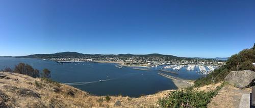 Cap Sante Panorama