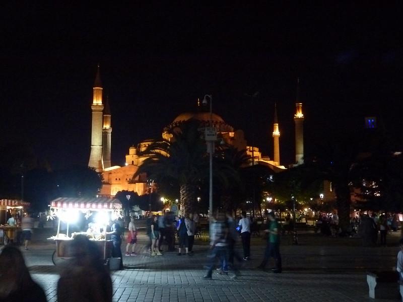Turquie - jour 22 - Dernier jour en Cappadoce - 103 - İstanbul'da Ramazan