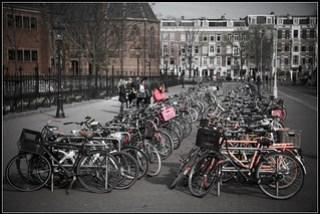 Now where did I leave the bike?