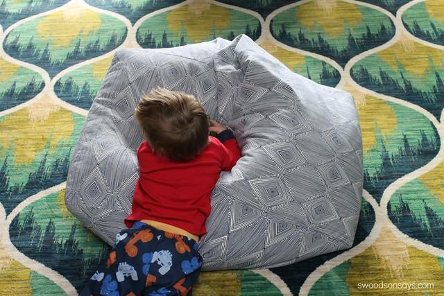 toddler beanbag