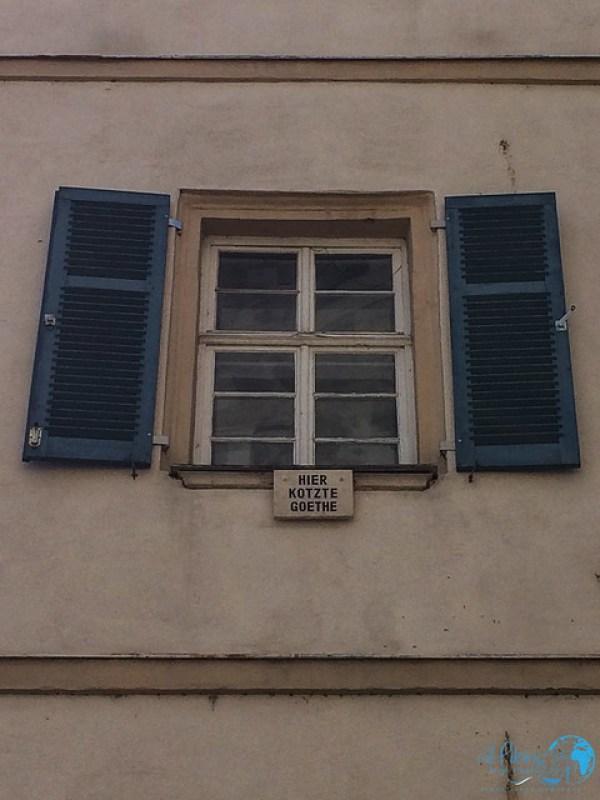 Tübingen Die besten Tipps für deinen romantischen Kurztrip - Hier kotzte Goethe