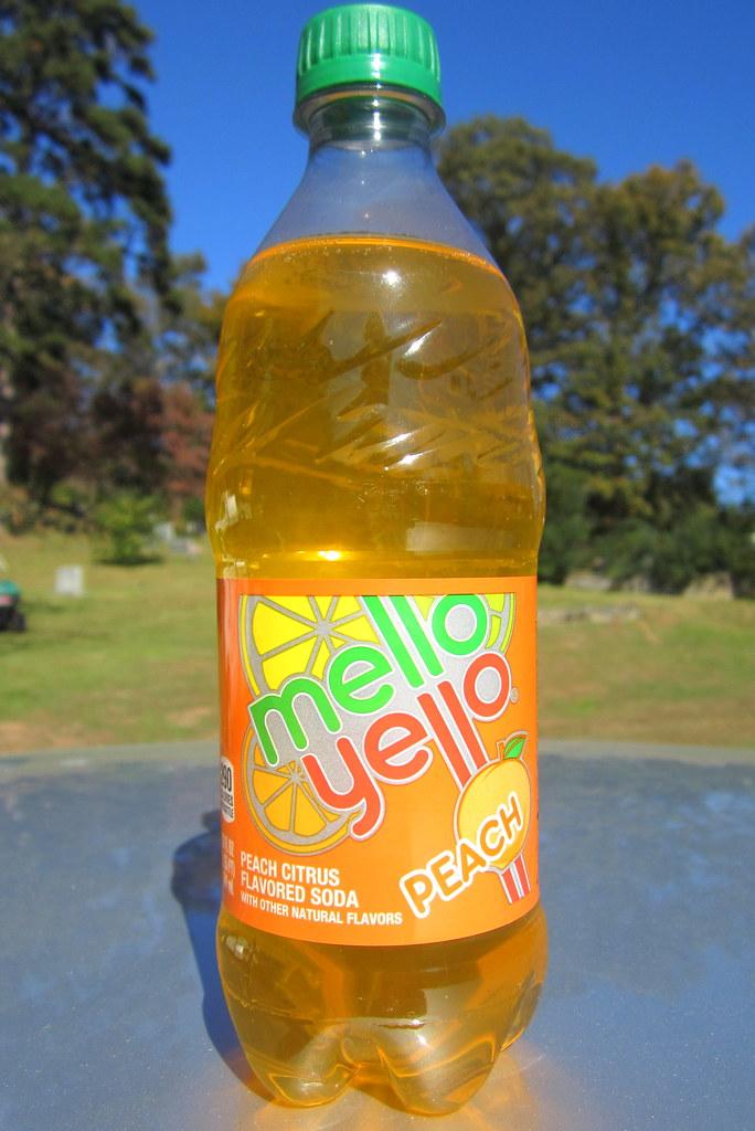 Mello Yello Peach Soda Mello Yello Hasnt Been Able To