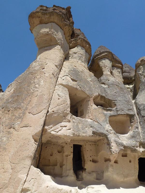 Turquie - jour 22 - Dernier jour en Cappadoce - 043 - Paşabağ Vadisi