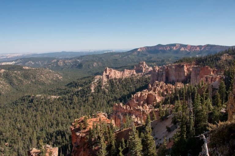 09.08. Bryce National Park: Fairview Point