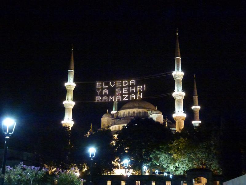 Turquie - jour 22 - Dernier jour en Cappadoce - 102 - İstanbul'da Ramazan