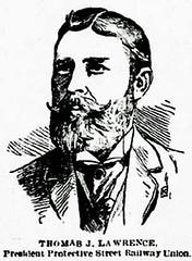 Knights Street Car Union President: 1895