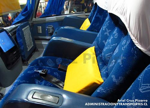Buses Fierro - Salón Cama - CDWD77