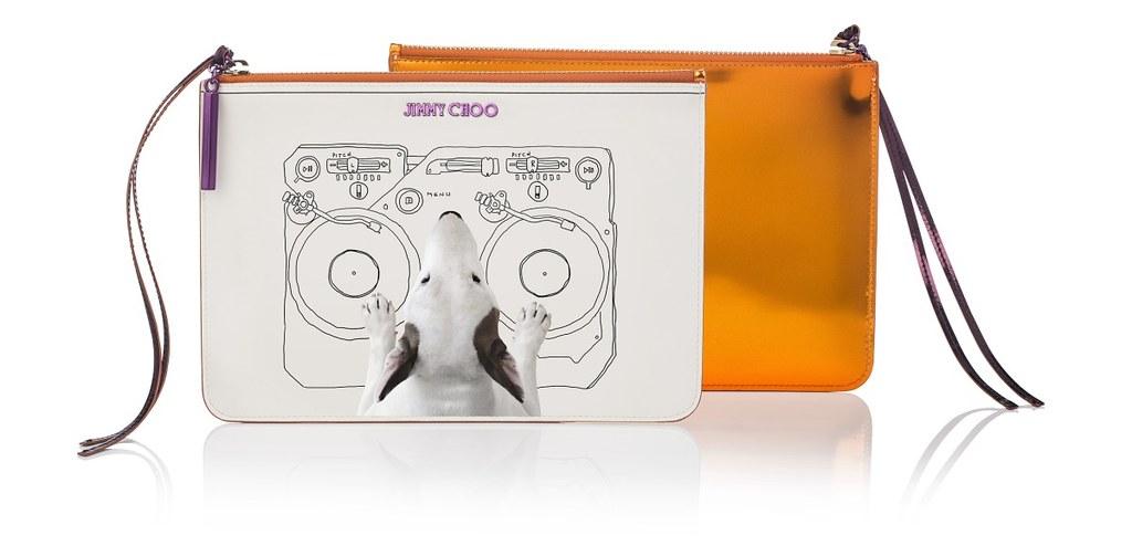 Jimmy Choo Dog