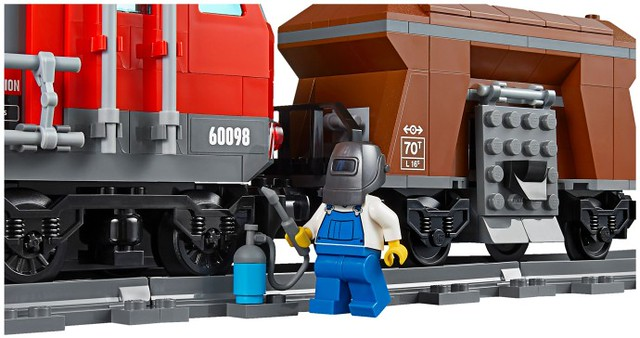 60098 LEGO City Heavy-Haul Train