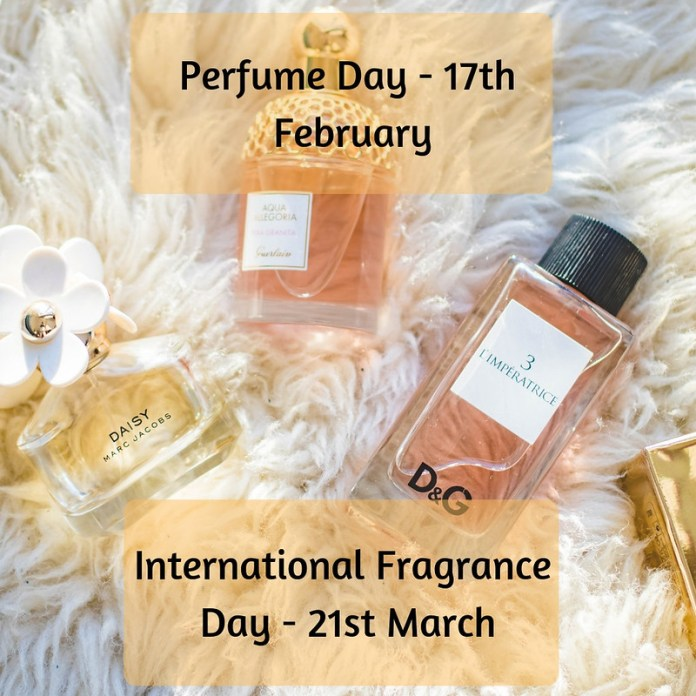 perfume day date