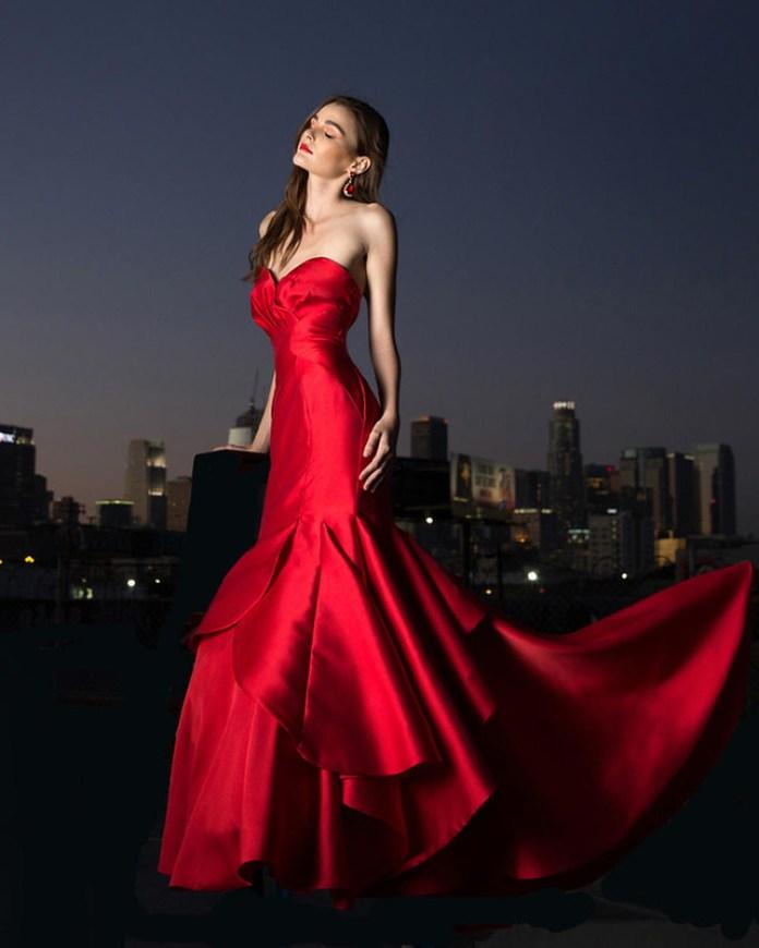 rose day 2019 dress