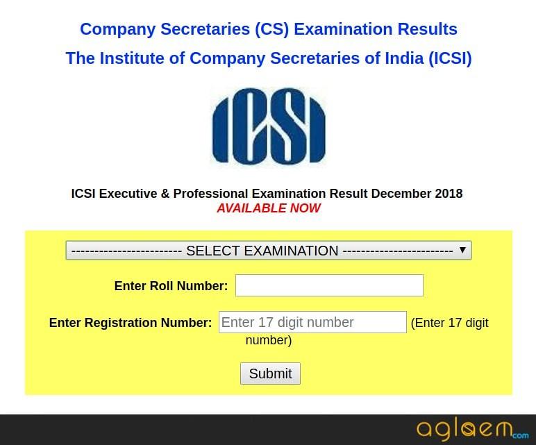 ICSI 2021 Result